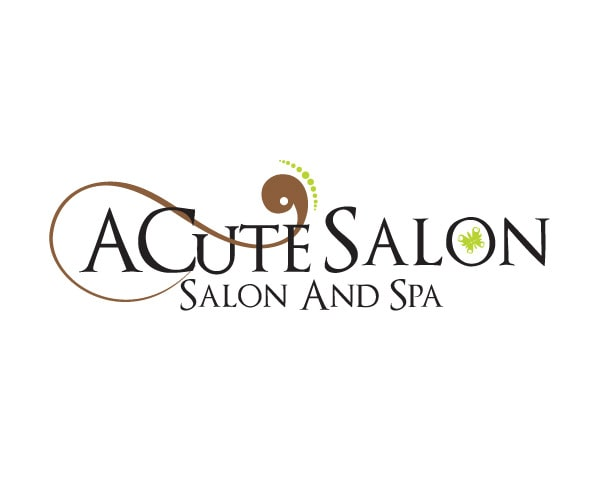 A Cute Salon and Spa Logo Design Logo Design Portfolio