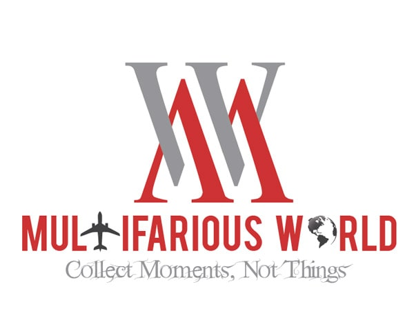 Multifarious World Logo Design Logo Design Portfolio
