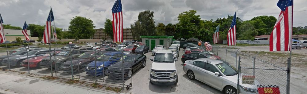 Buy Here Miami Auto Sales - Miami Atmosphere