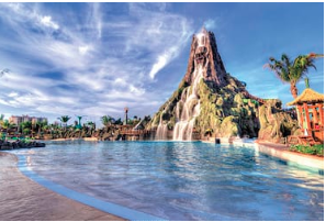 Universal's Volcano Bay - Orlando Establishment