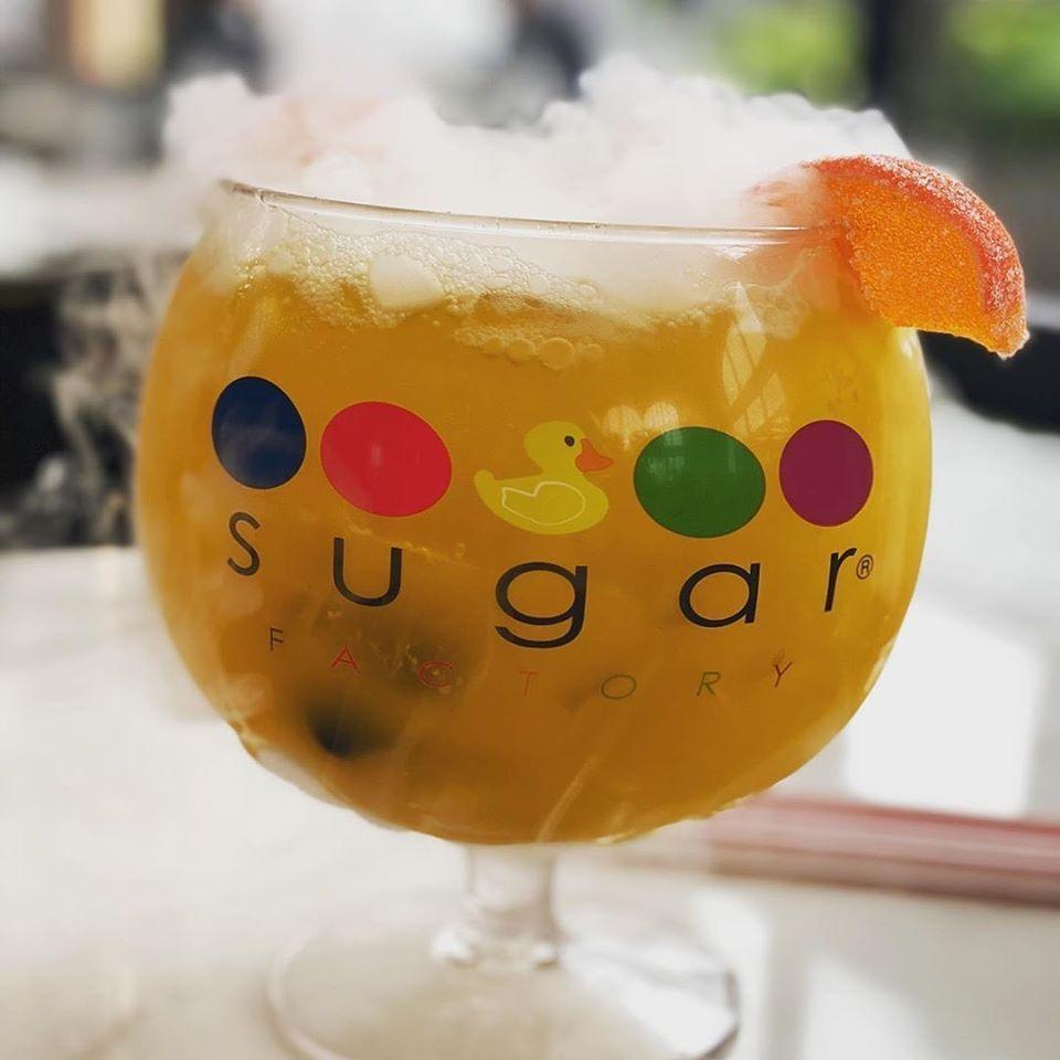 Sugar Factory - New York Appropriate