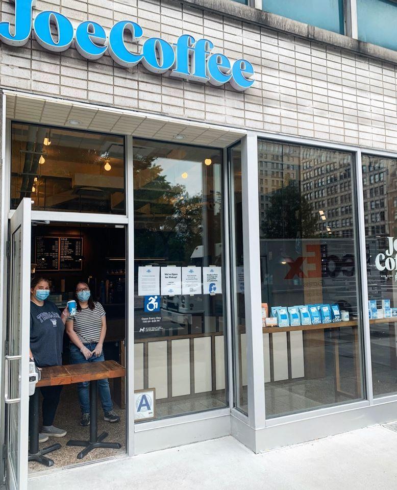 Joe Coffee Company - New York Informative