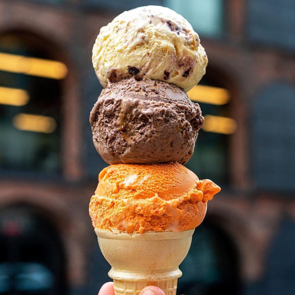 OddFellows Ice Cream Co. The Sandwich Shop - New York Facilities