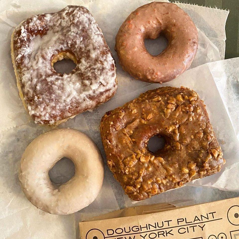 Doughnut Plant - New York Information
