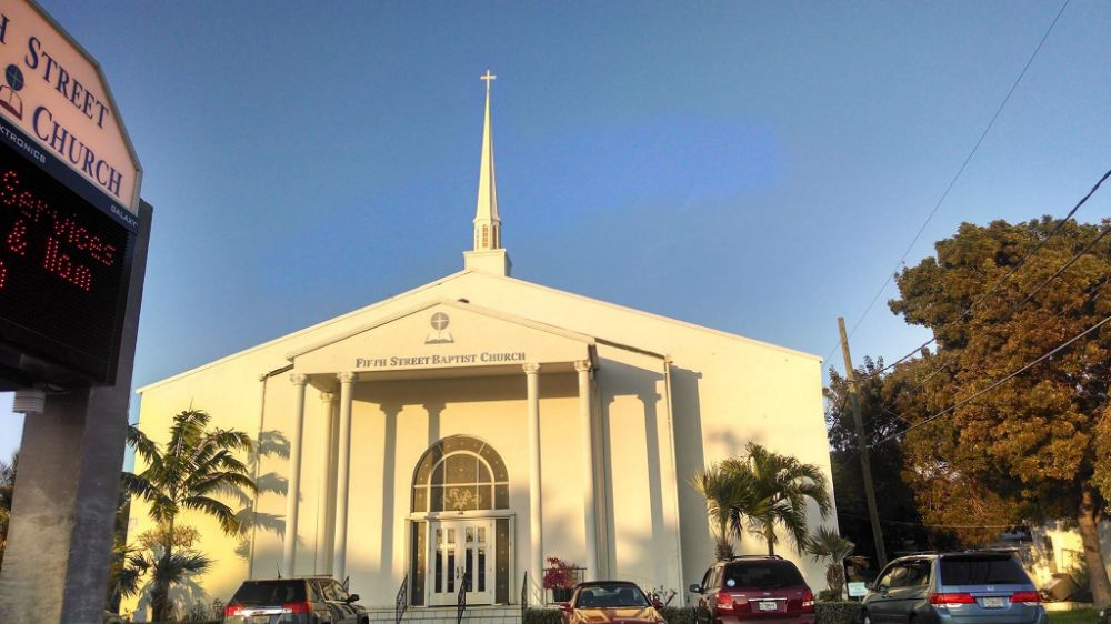 Fifth Street Baptist Church - Key West Appointments