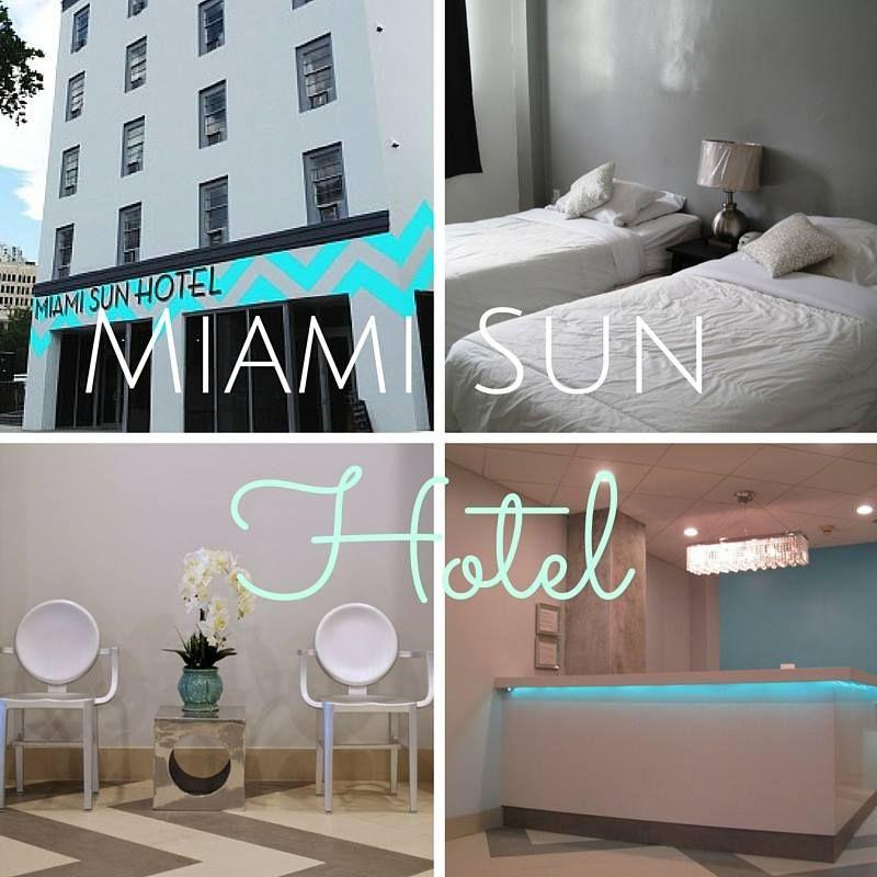 Miami Sun Hotel - Miami Comfortable