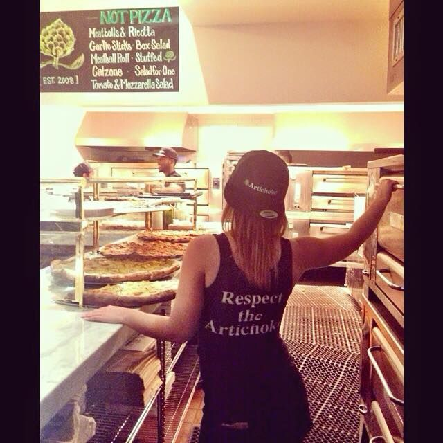 Artichoke Basille's Pizza - New York Information