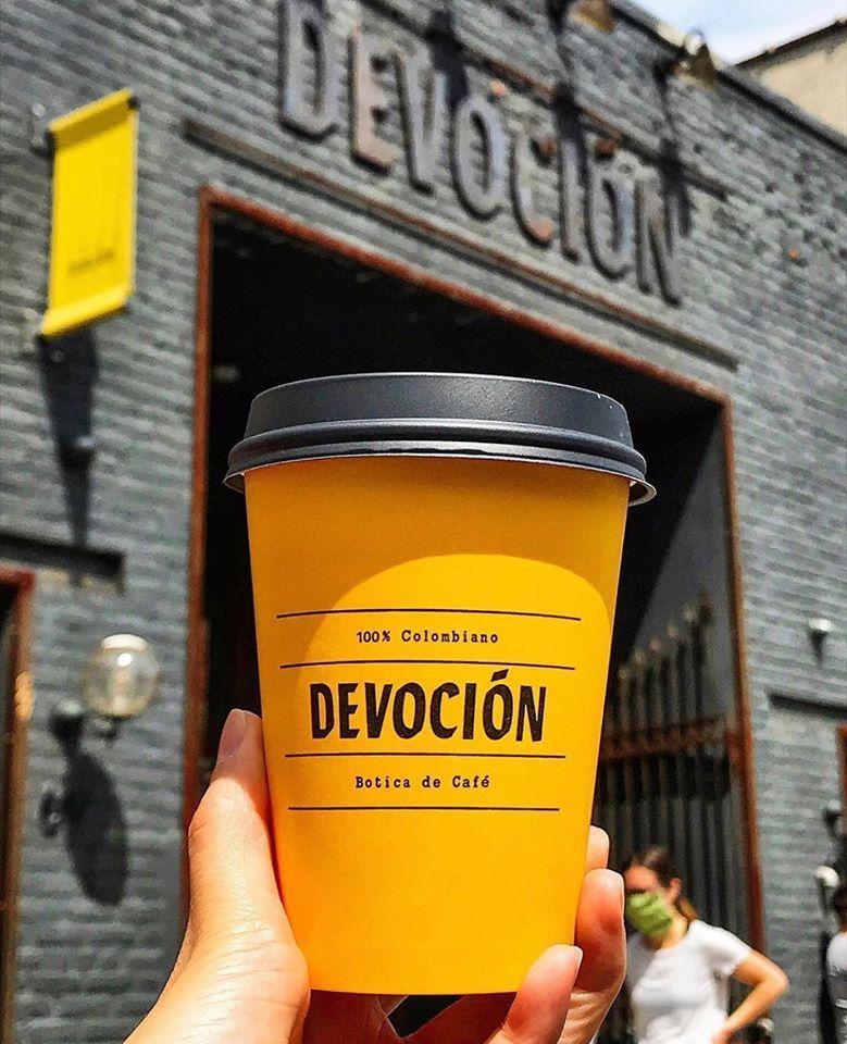 Devoción - Brooklyn Entertainment