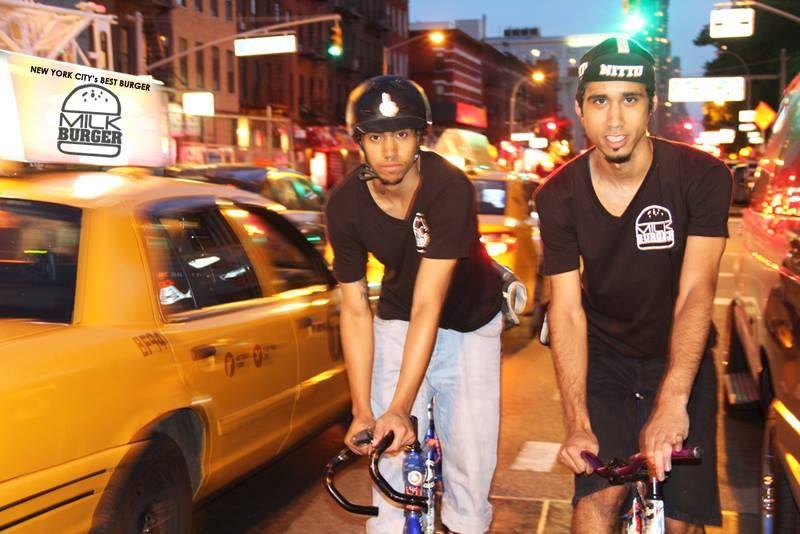 Milk Burger - The Bronx Webpagedepot