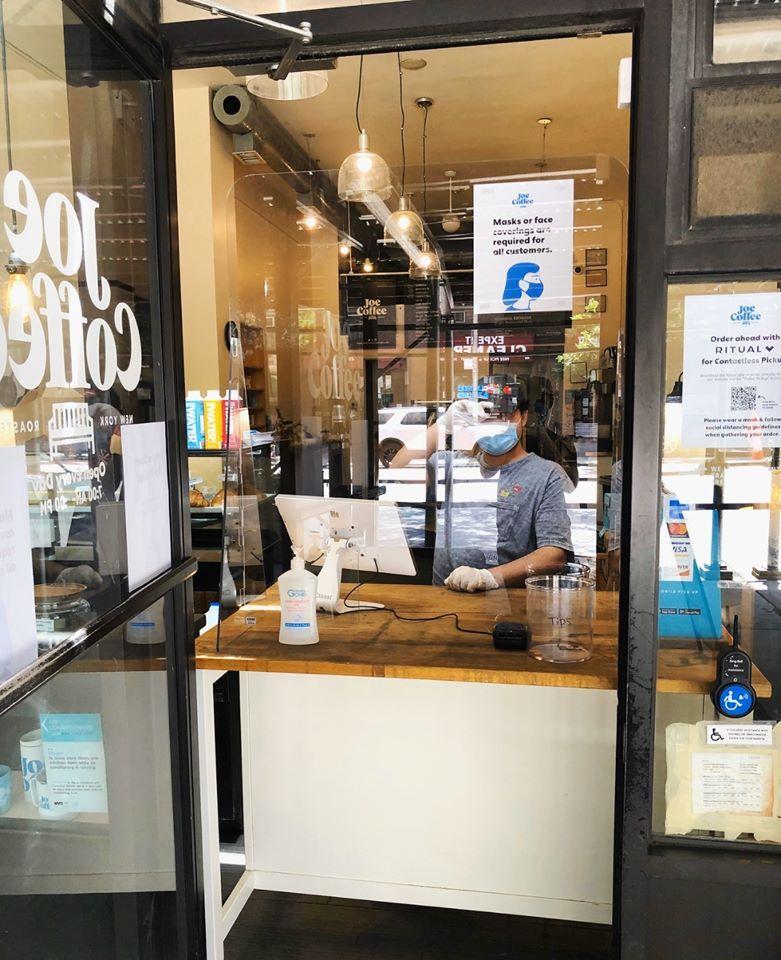 Joe Coffee Company - Brooklyn Maintenance