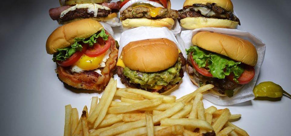 Milk Burger - The Bronx Contemporary