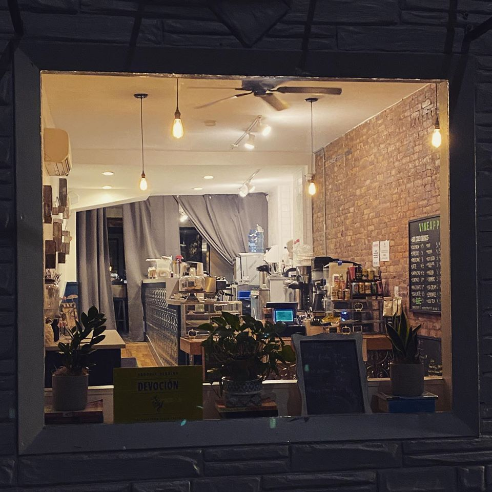 Vineapple Cafe - Brooklyn Establishment