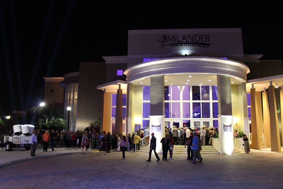Milander Center for Arts and Entertainment - Hialeah Entertainment