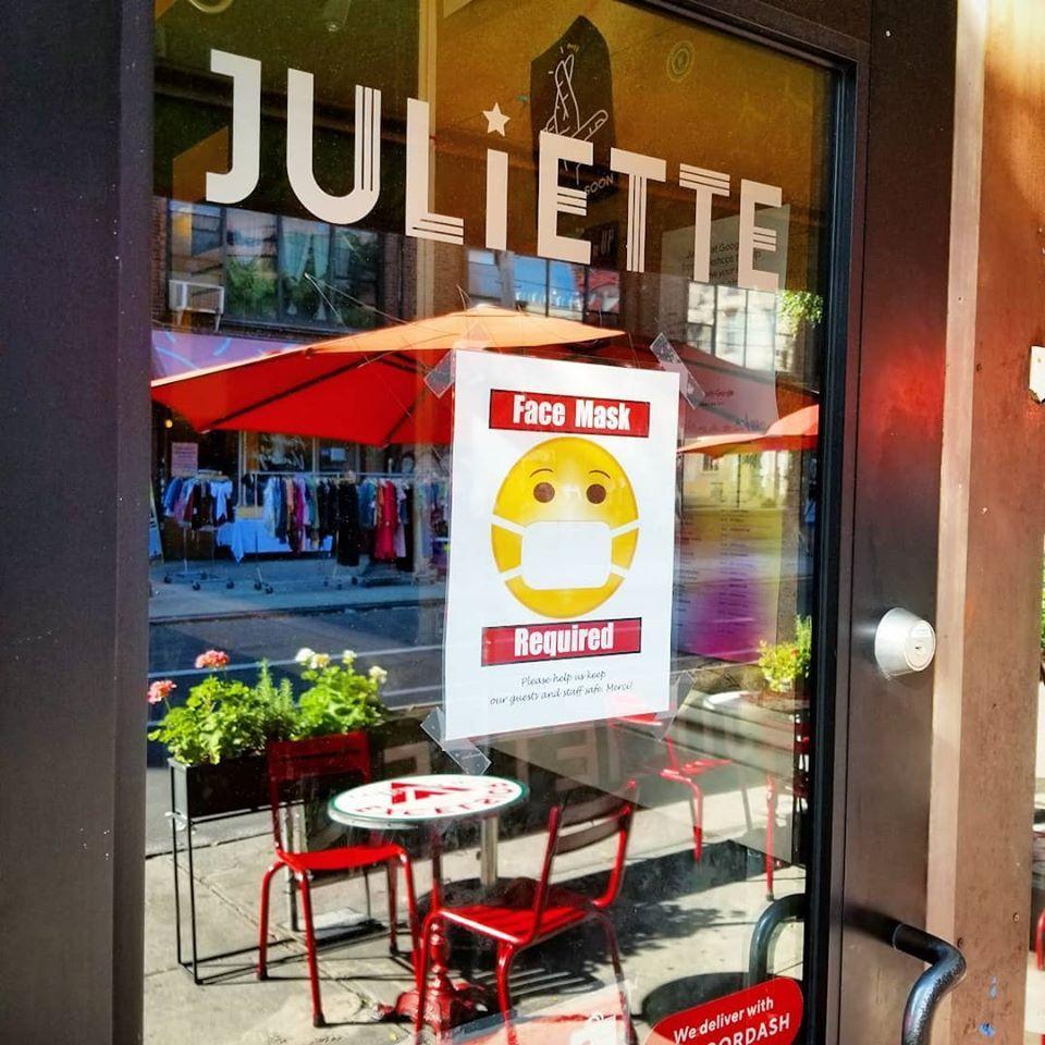 Juliette - Brooklyn Reservation