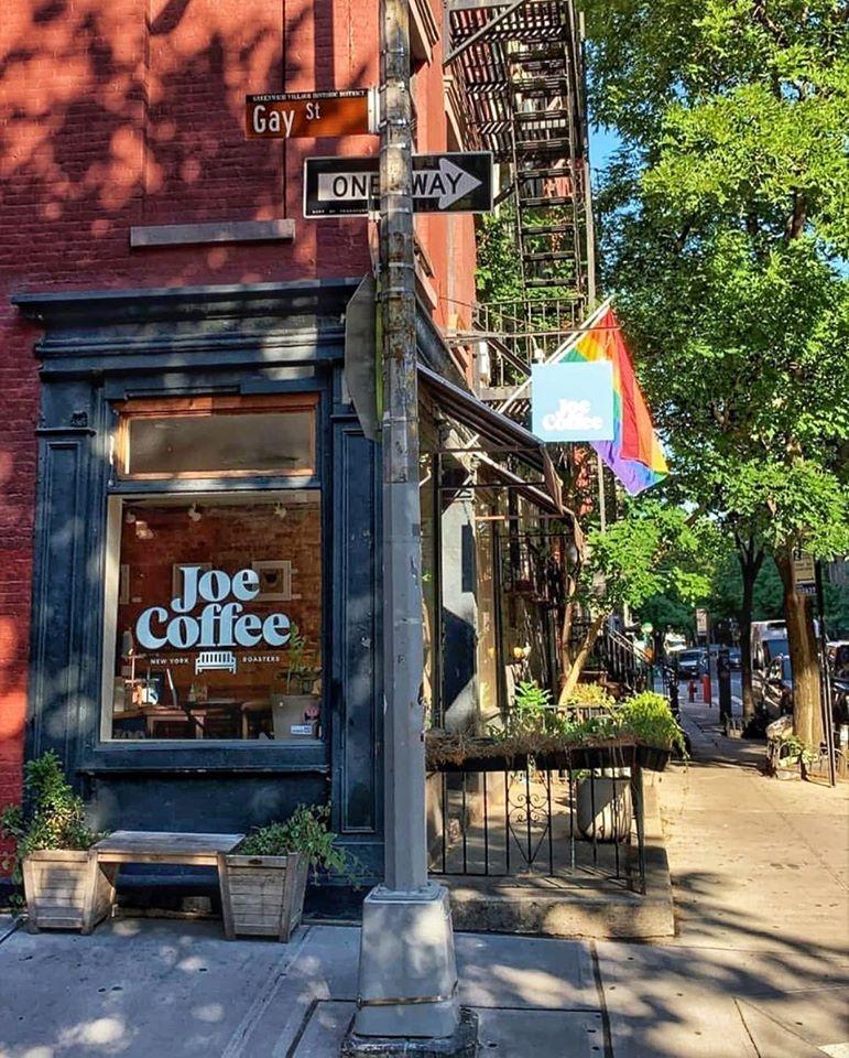 Joe Coffee Company - Brooklyn Wheelchairs