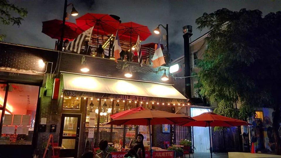 Juliette - Brooklyn Traditional