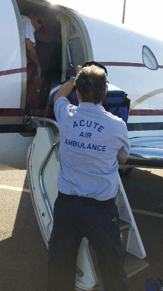 Acute Air Ambulance - Fort Lauderdale Informative