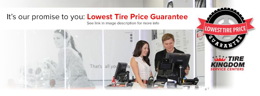 Tire Kingdom - Tamiami Comfortably