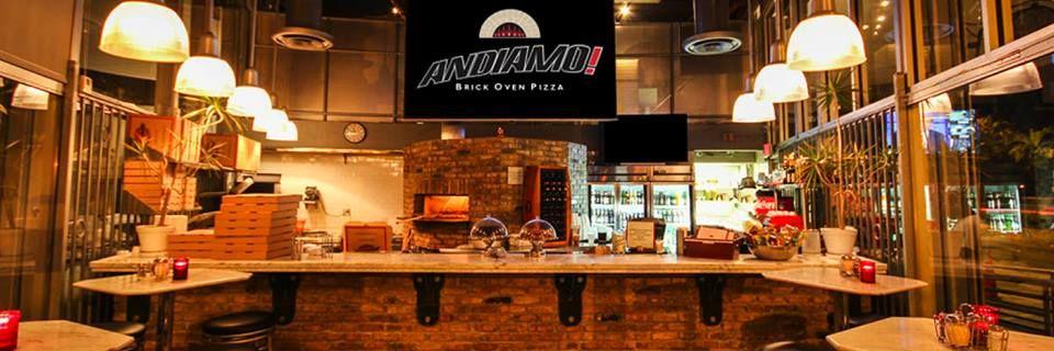 Andiamo! Brick Oven Pizza - Miami Webpagedepot