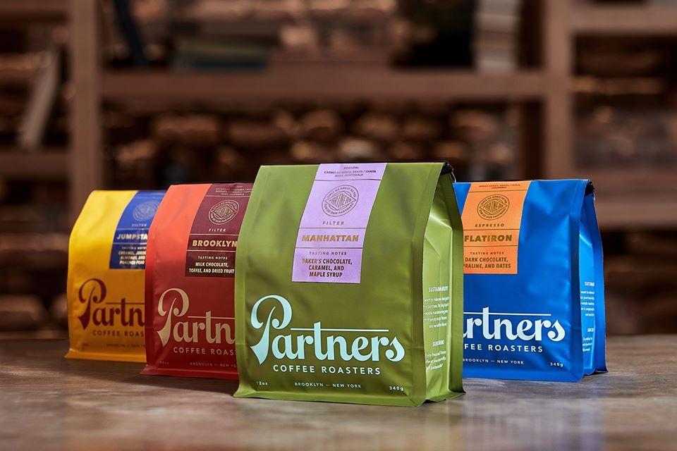Partners Coffee - Brooklyn Appropriate