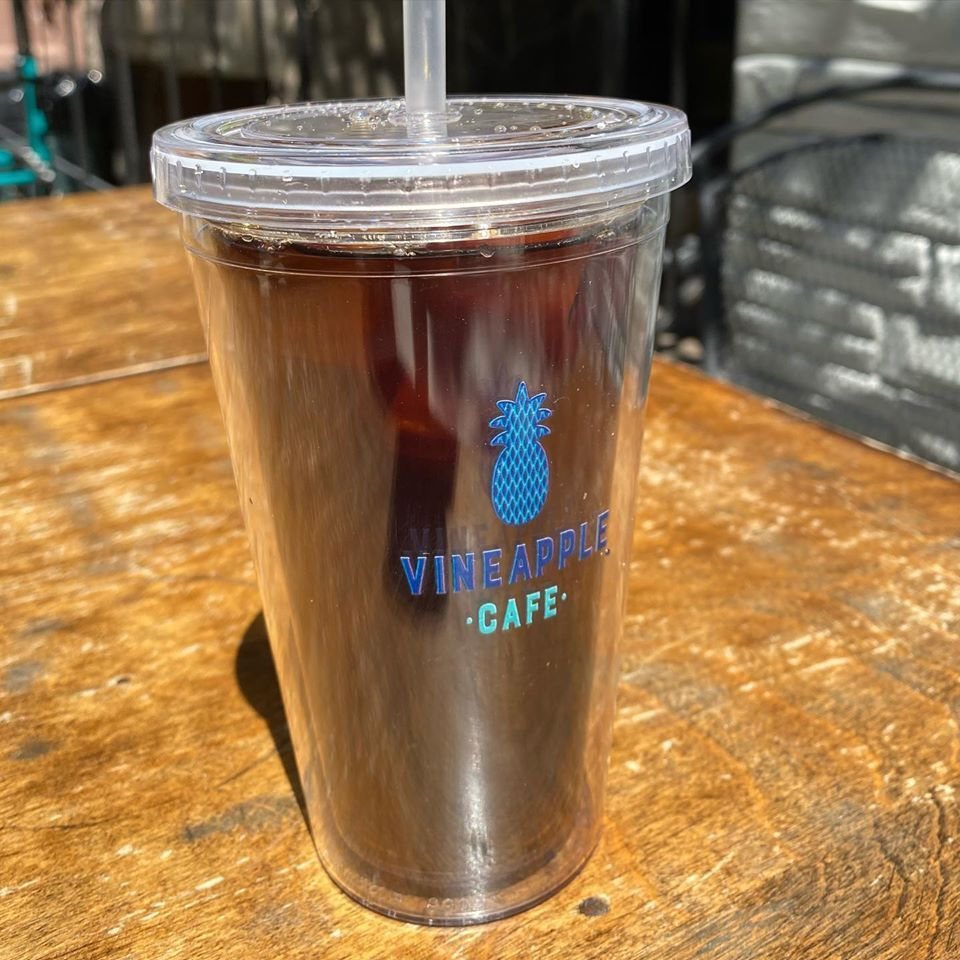 Vineapple Cafe - Brooklyn Informative