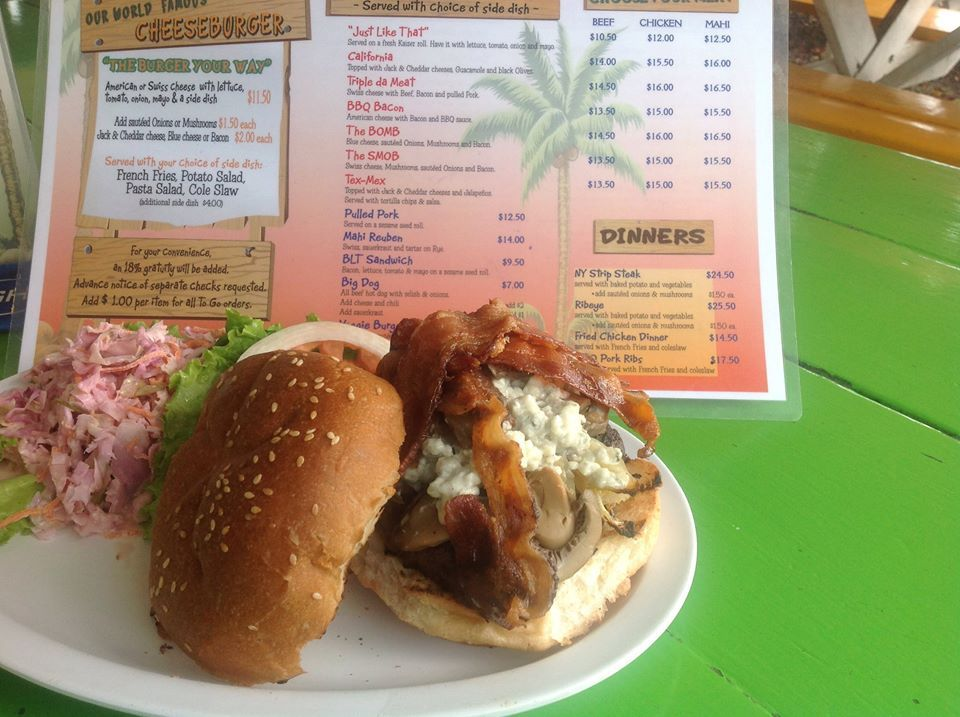 Cheeseburgers in America's Paradise - St Croix Entertainment