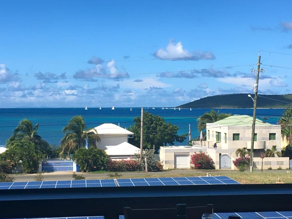 Blue Water Terrace - St Croix Appropriate