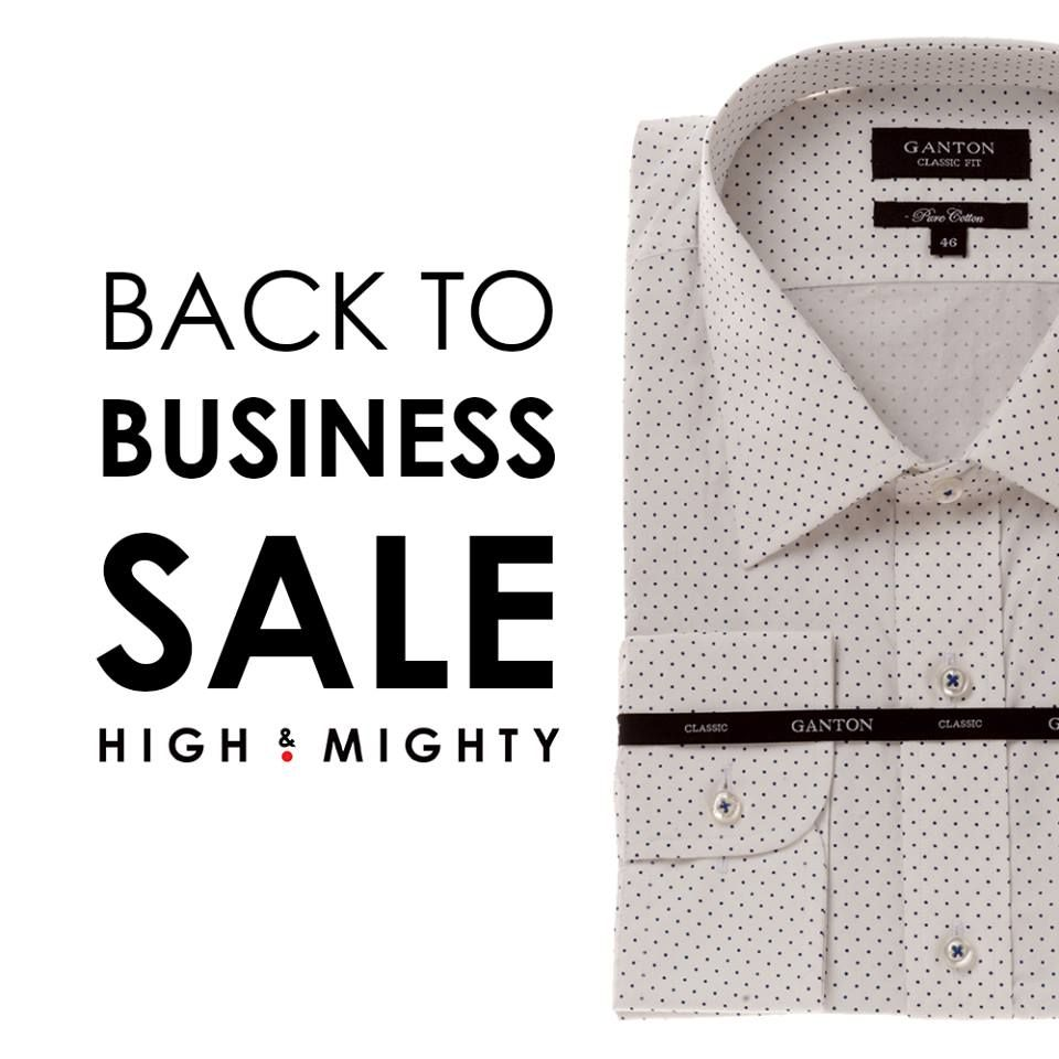 High & Mighty Big & Tall Menswear - Melbourne Affordability