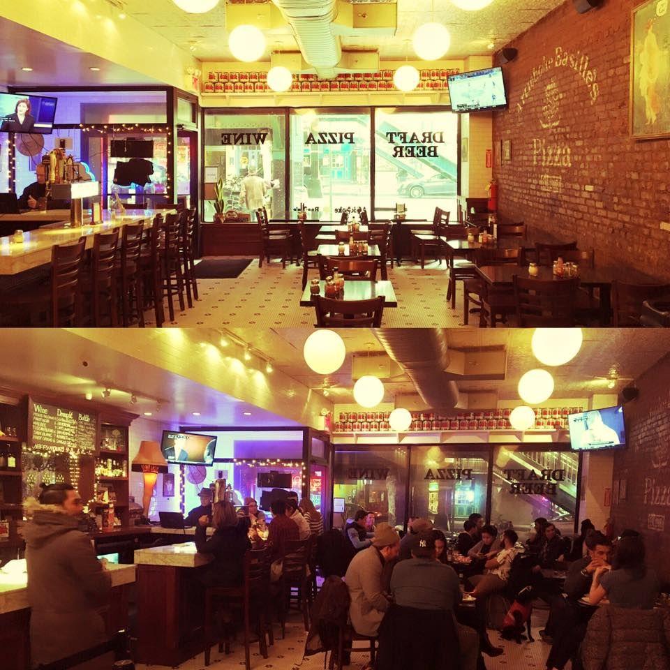 Artichoke Basille's Pizza - New York Restaurants
