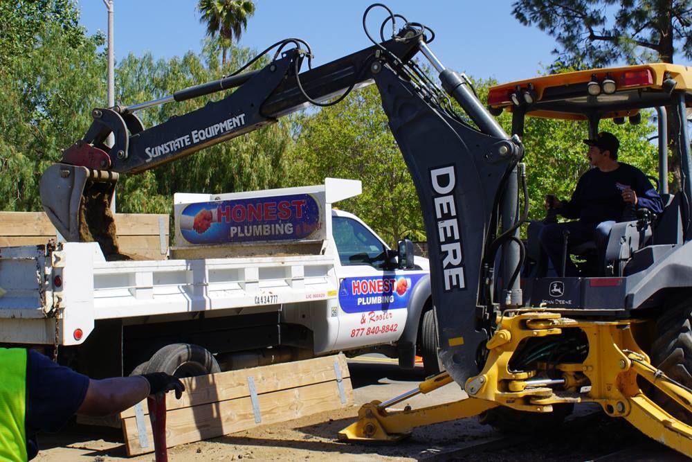Honest Plumbing & Rooter, Inc - Burbank Establishment