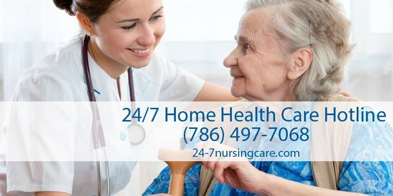 24/7 Nursing Care - Miami Professionals