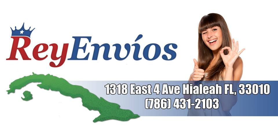 Rey Envios - Hialeah Documentation