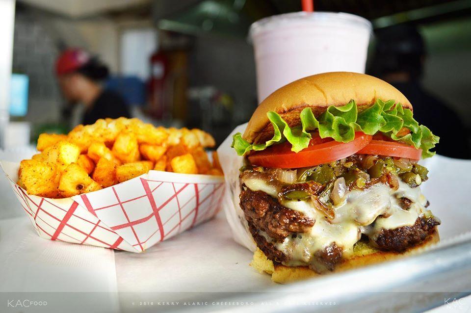 Milk Burger - The Bronx Informative