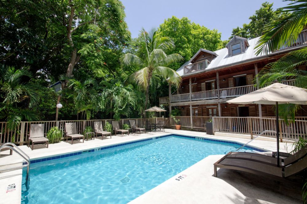 Island City House Hotel - Key West Organization
