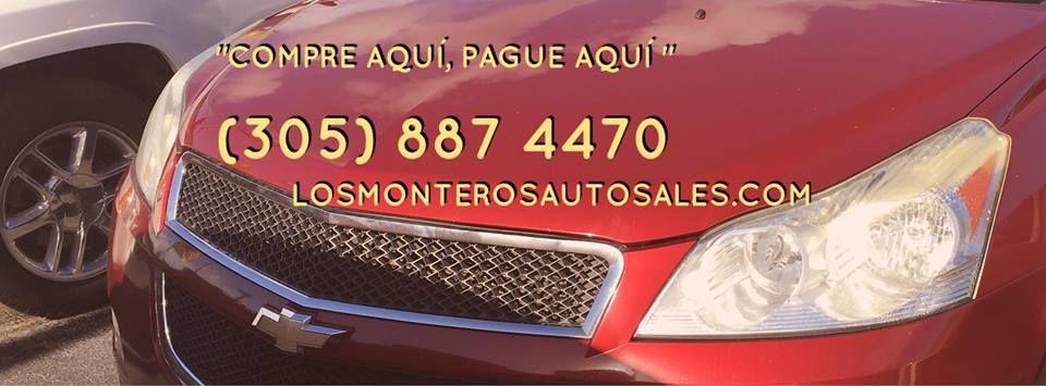 Los Monteros Auto Sale - Hialeah Affordability