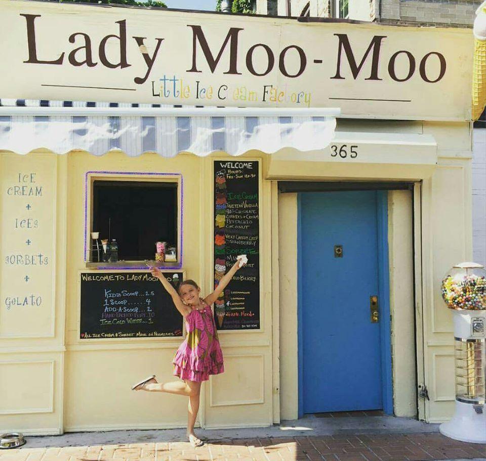 Lady Moo Moo - Brooklyn Establishment