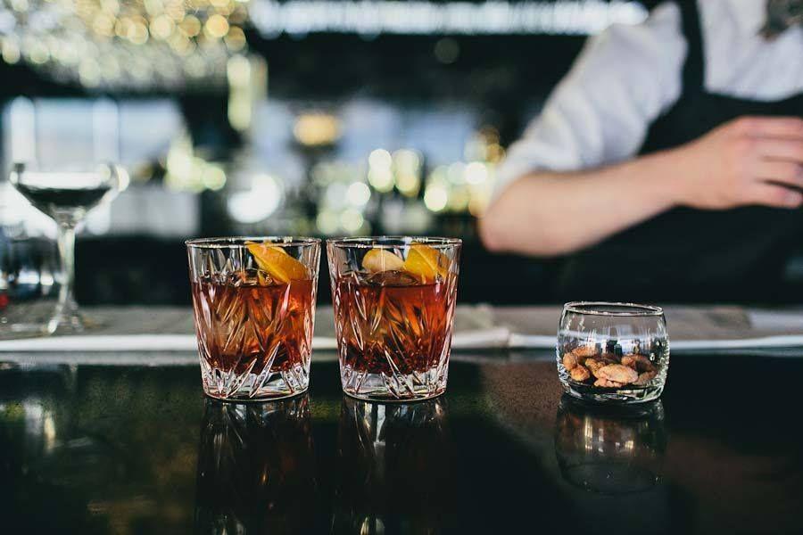 The Lui Bar - Melbourne Establishment