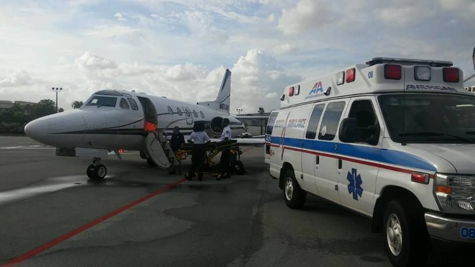 Acute Air Ambulance - Fort Lauderdale Regulations