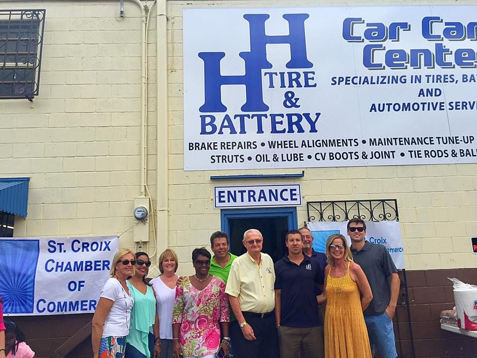 H.H. Tire & Battery - St Croix Informative