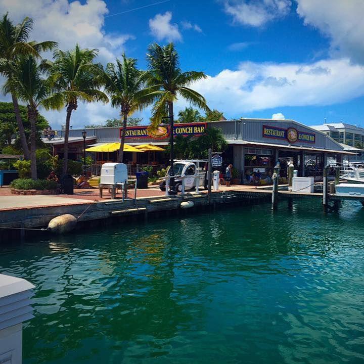 Conch Republic Seafood Company - Key West Establishment