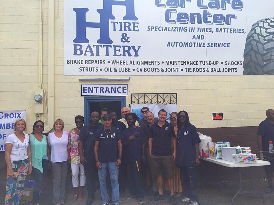 H.H. Tire & Battery - St Croix Wheelchairs