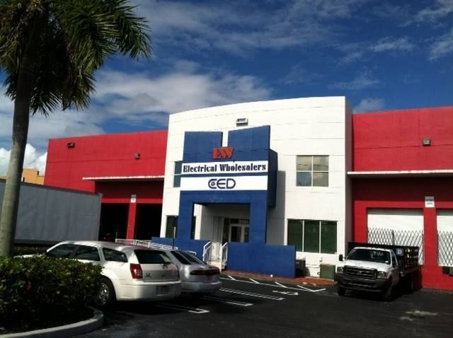 CED - Electrical Wholesalers - Hialeah Convenience