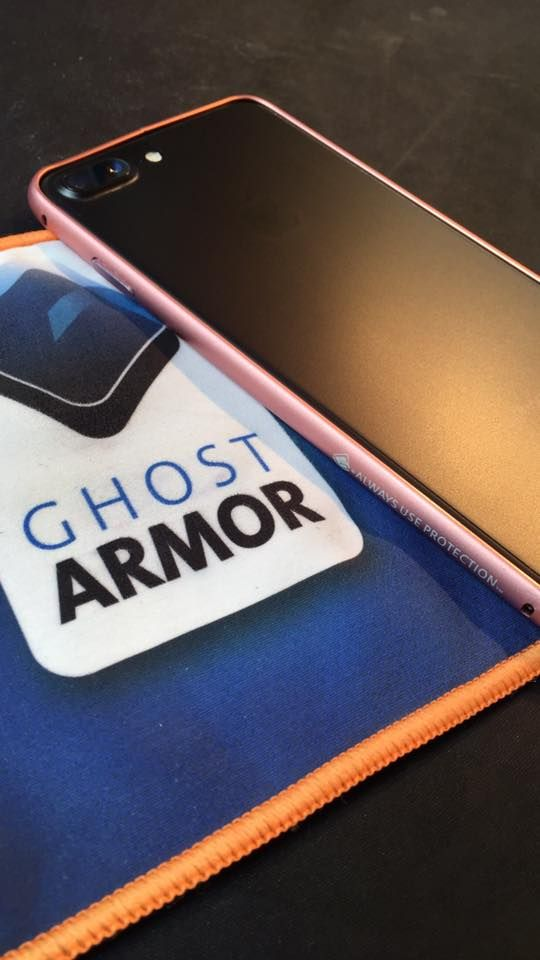 Ghost Armor - Boca Raton Establishment
