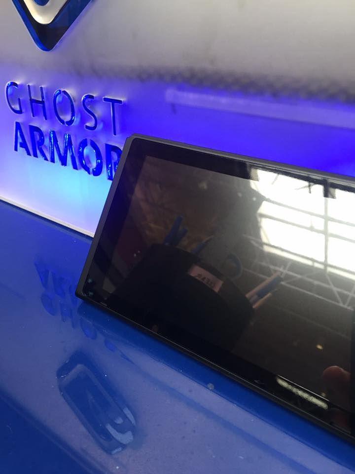 Ghost Armor - Boca Raton Documentation