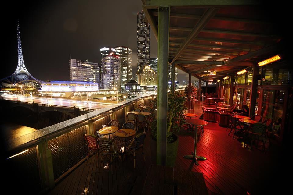Transit Rooftop Bar - Melbourne Conversation