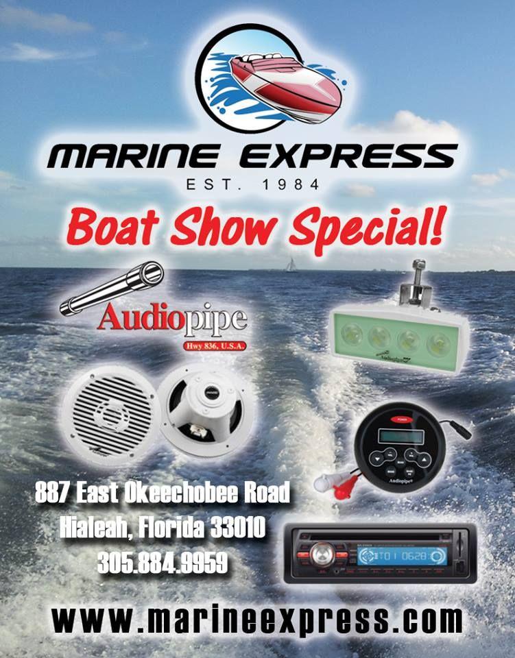Marine Express - Hialeah Informative