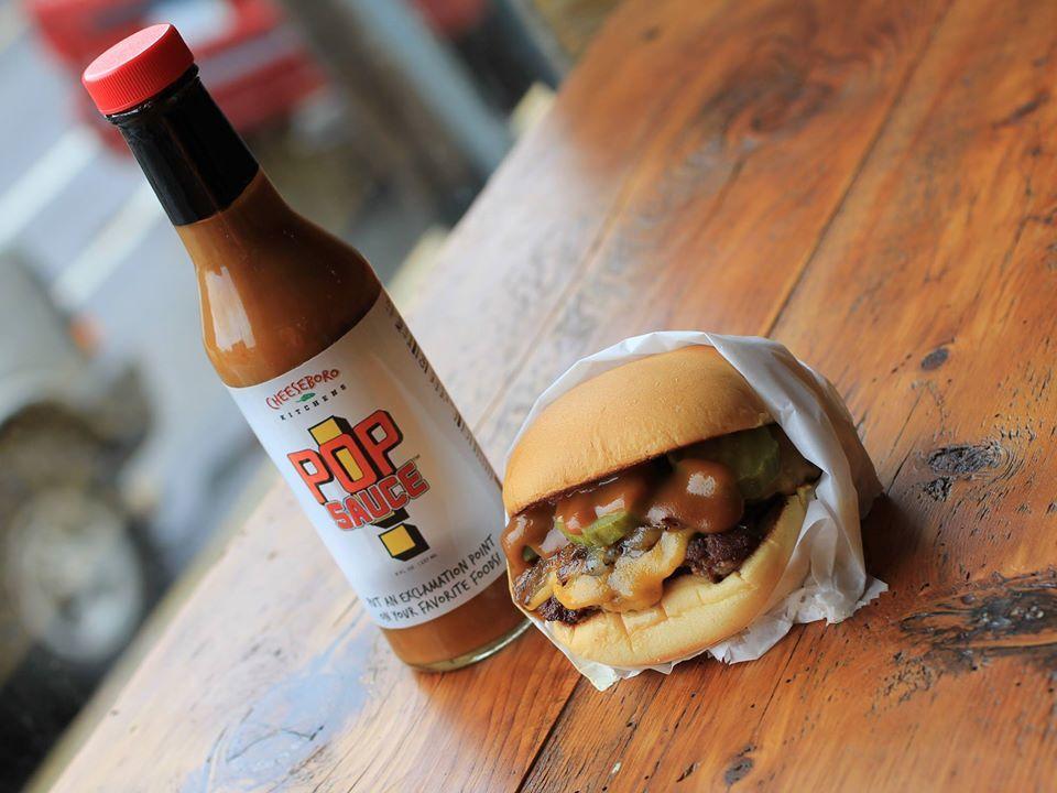 Milk Burger - The Bronx Flexibility