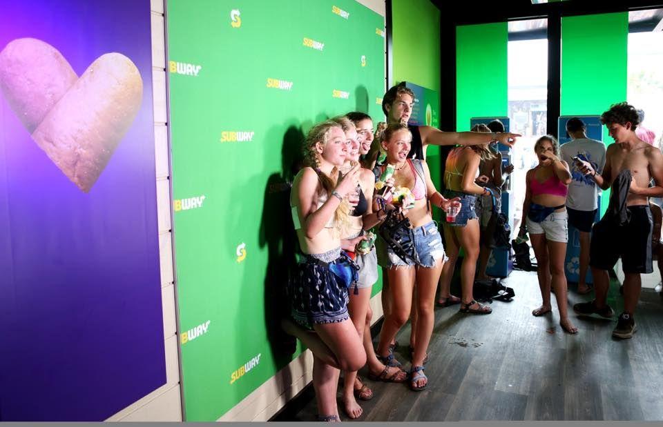 Subway - Delray Beach Entertainment
