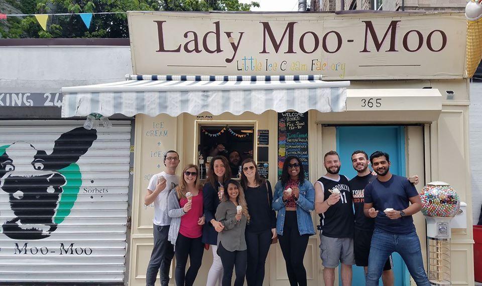 Lady Moo Moo - Brooklyn Webpagedepot