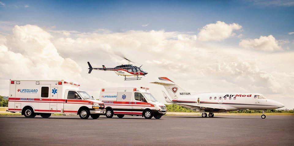 Lifeguard Ambulance Services - Panama City Communications
